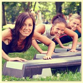 Outdoor Training Munduuml;nchen - Fitness-Training funduuml;r Frauen
