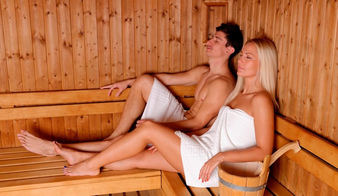 Sauna und Hamam
