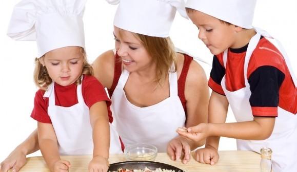 Kinder-Kochkurs in Sonthofen