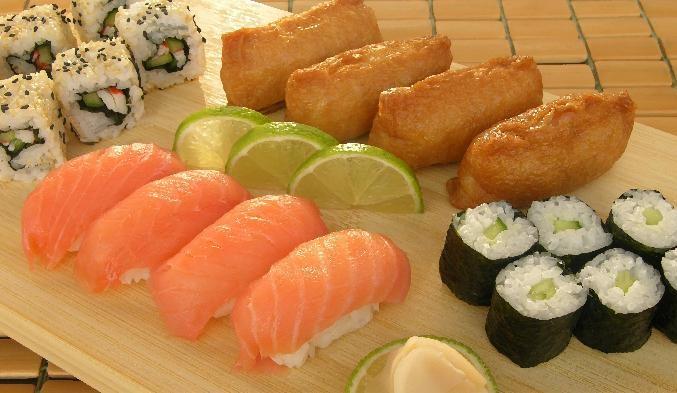 Sushi-Kurs in Lübbecke