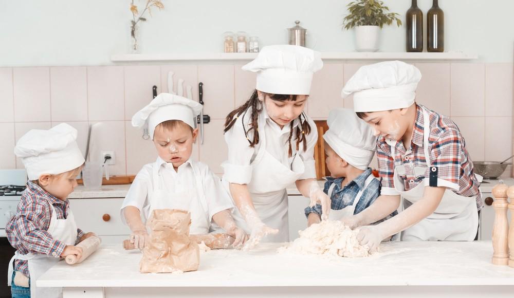 Kinder-Kochkurs in Frankfurt am Main (ab 8 Pers.)