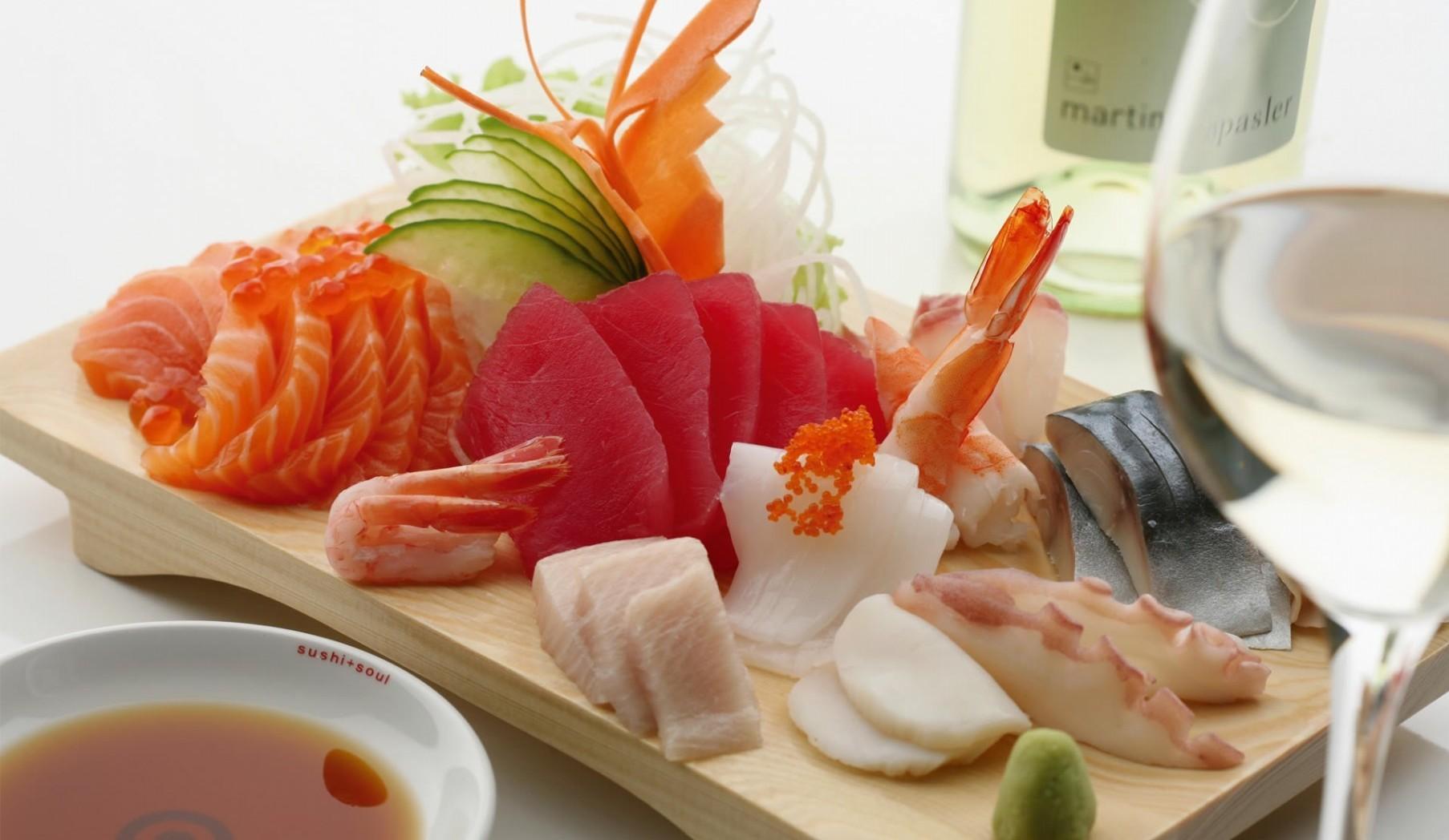 Japanische Köstlichkeiten in München - Sushi-Kurs
