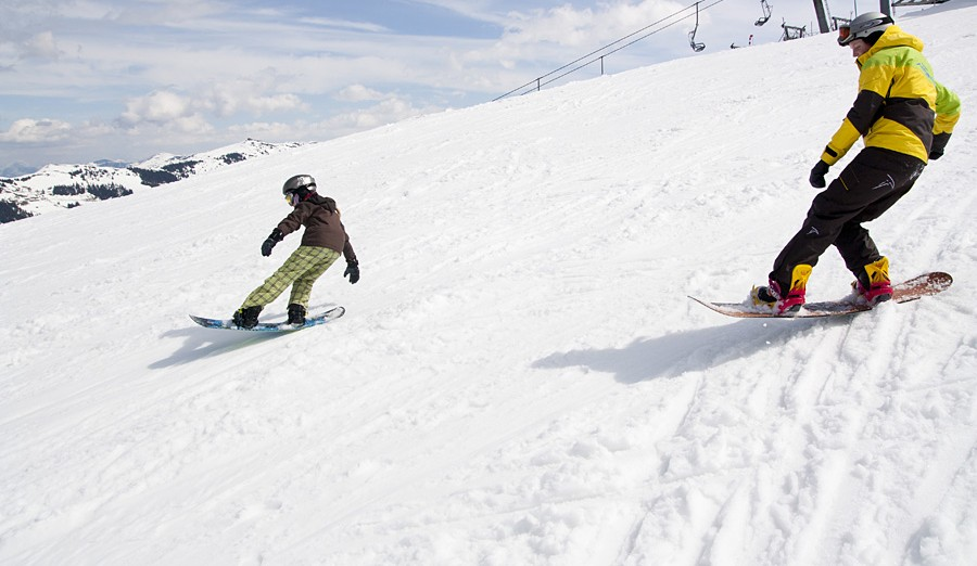 Nachmittag-Snowboardkurs in Lenggries – Für Kinder jede Stufe Lenggries