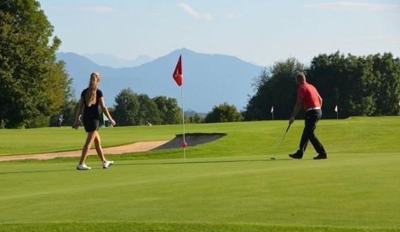 Golf-Schnupperstunde in Beuerberg in Eurasburg