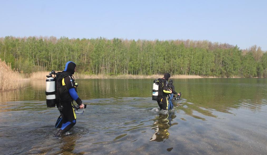Open Water Diver-Tauchkurs in Erfurt