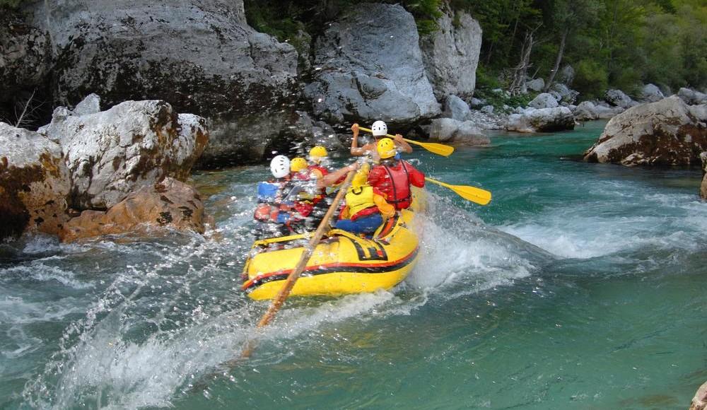 Actioncamps Canyoning Outdoor-Erlebnisse und Survivaltraining