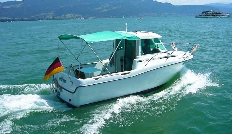 Bootsführerschein für den Bodensee