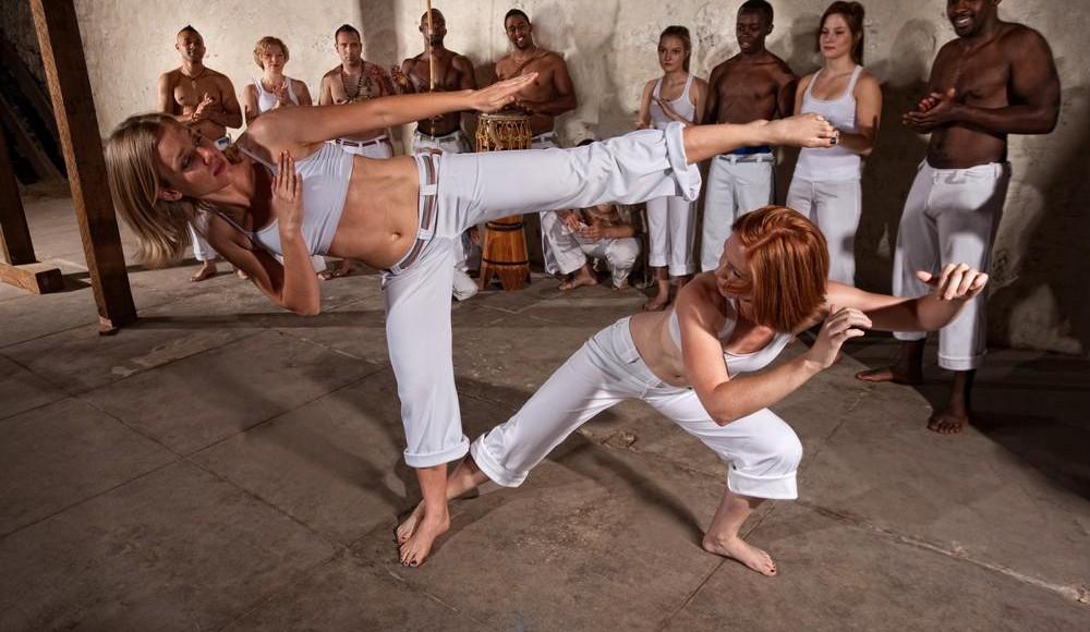 Capoeira in Hamburg - Schnuppermonat