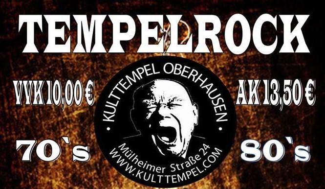 Tempelrock in Oberhausen