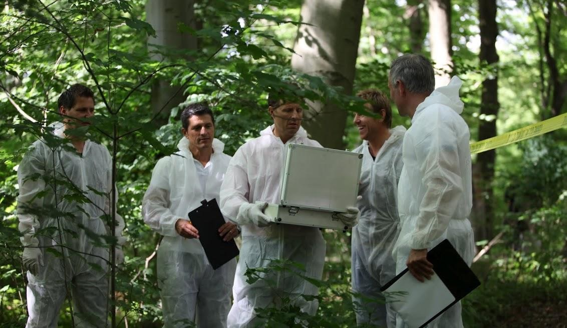 CSI-Training in Hamburg