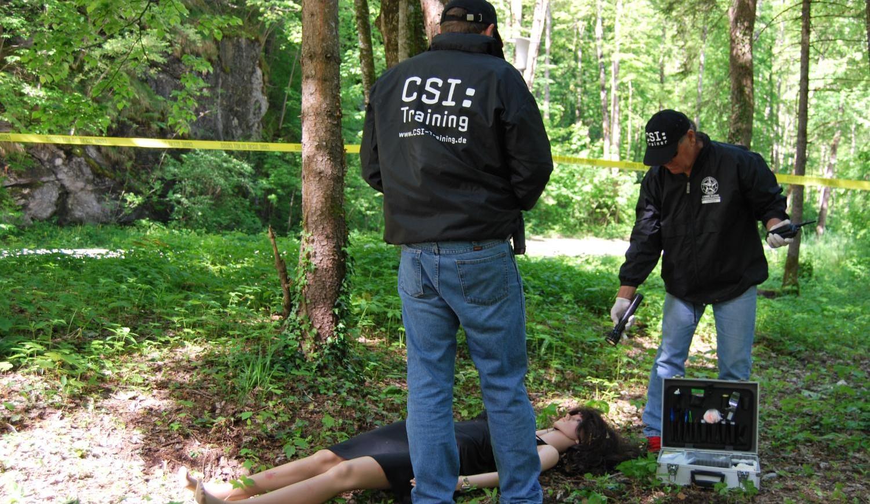 CSI-Training in Frankfurt am Main