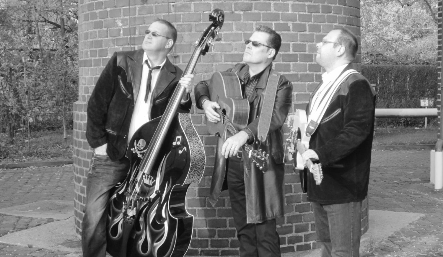 Johnny Cash Experience Trio live im Ranch House Cafe in Issum