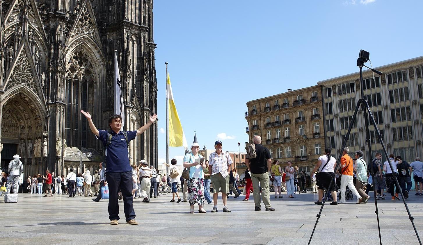 Stadtführung - Köln ist ein Gefühl
