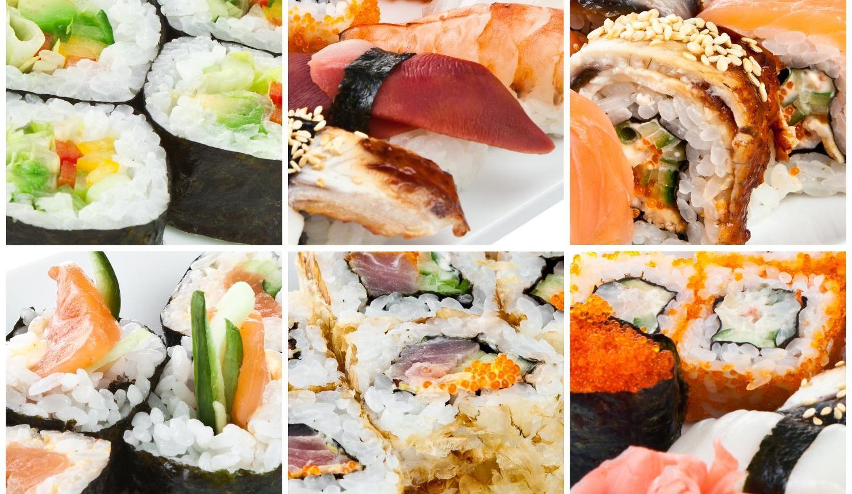 Sushi-Kochkurs (Basiskurs )in Berlin - der Klassiker