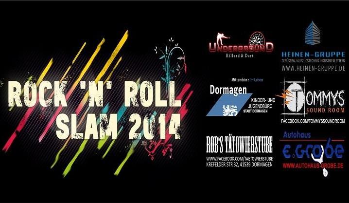 Rock n Roll Slam Indoor-Festival 2014 Part II Dormagen