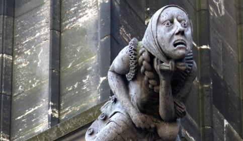 Hexen, Dirnen, Pest und Klüngel - Historische Stadtführung durch Köln