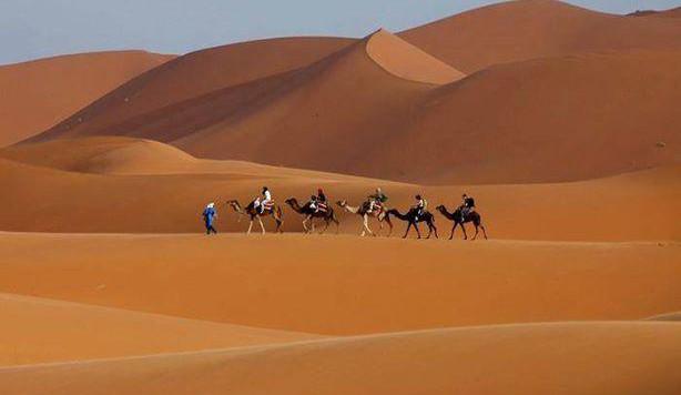 Hummer-Tour durch die Wüste um Dubai (5 Pers.)