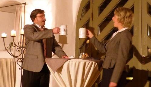Dine and Crime in München-Freimann