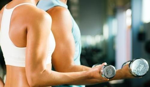 Fitness in Bottrop - EMS-Training