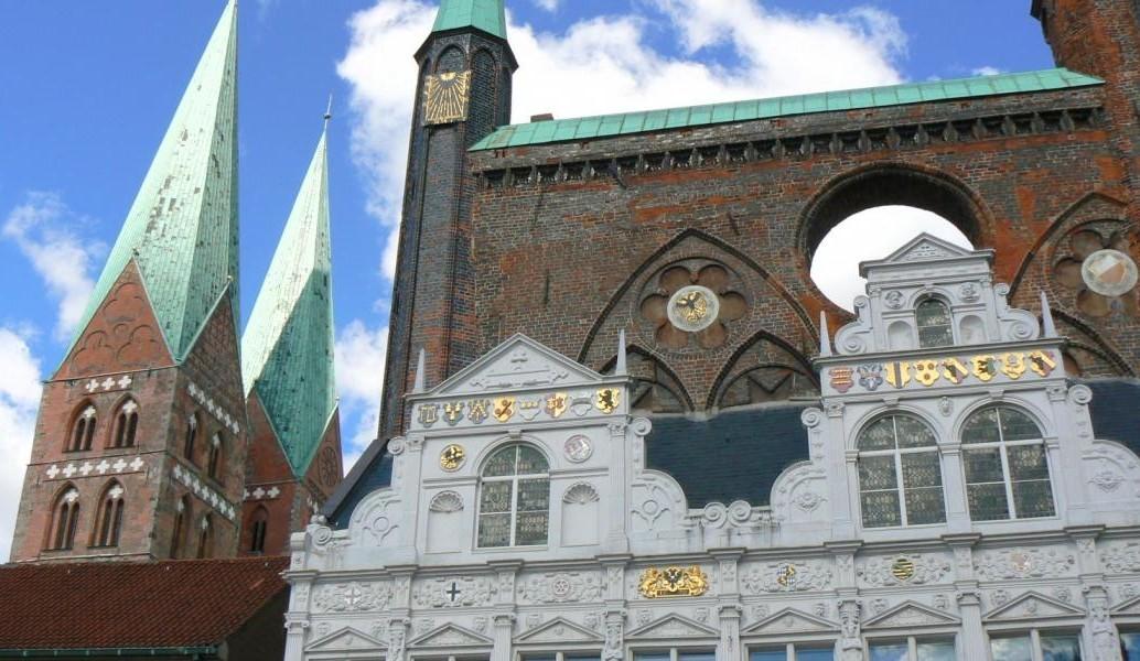 Stadtführung durch Lübeck mit Anfahrt von Hamburg