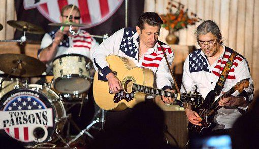 Konzert im Ranch House Cafe in Issum: Tom Parsons und The Ratcats