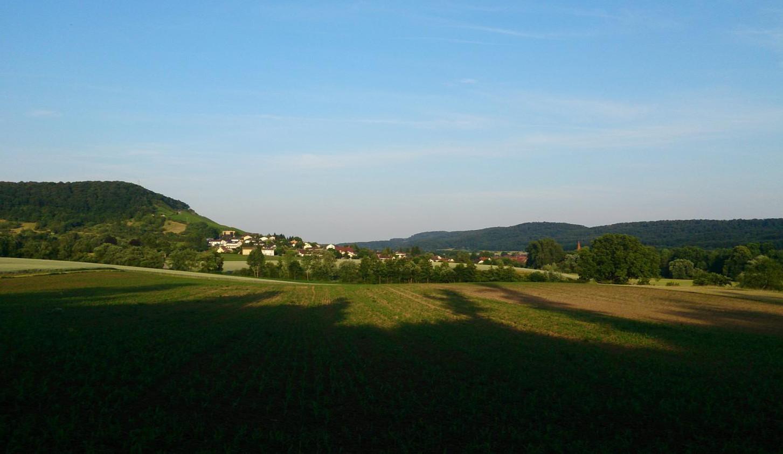Gratwanderung mit Lagerfeuer und Grillabend in Illingen