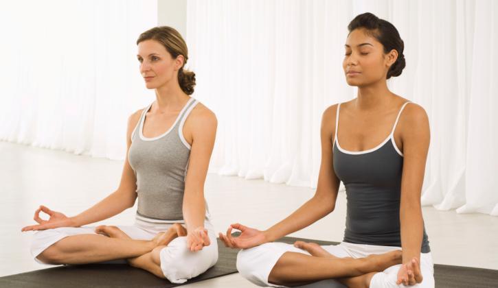 Yoga Workshop München - Starker Rücken und Gelassenheit