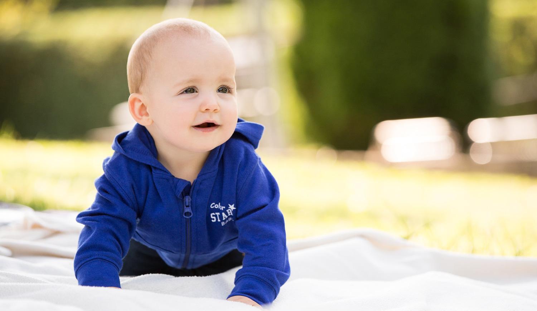Baby Fotoshooting Lenningen