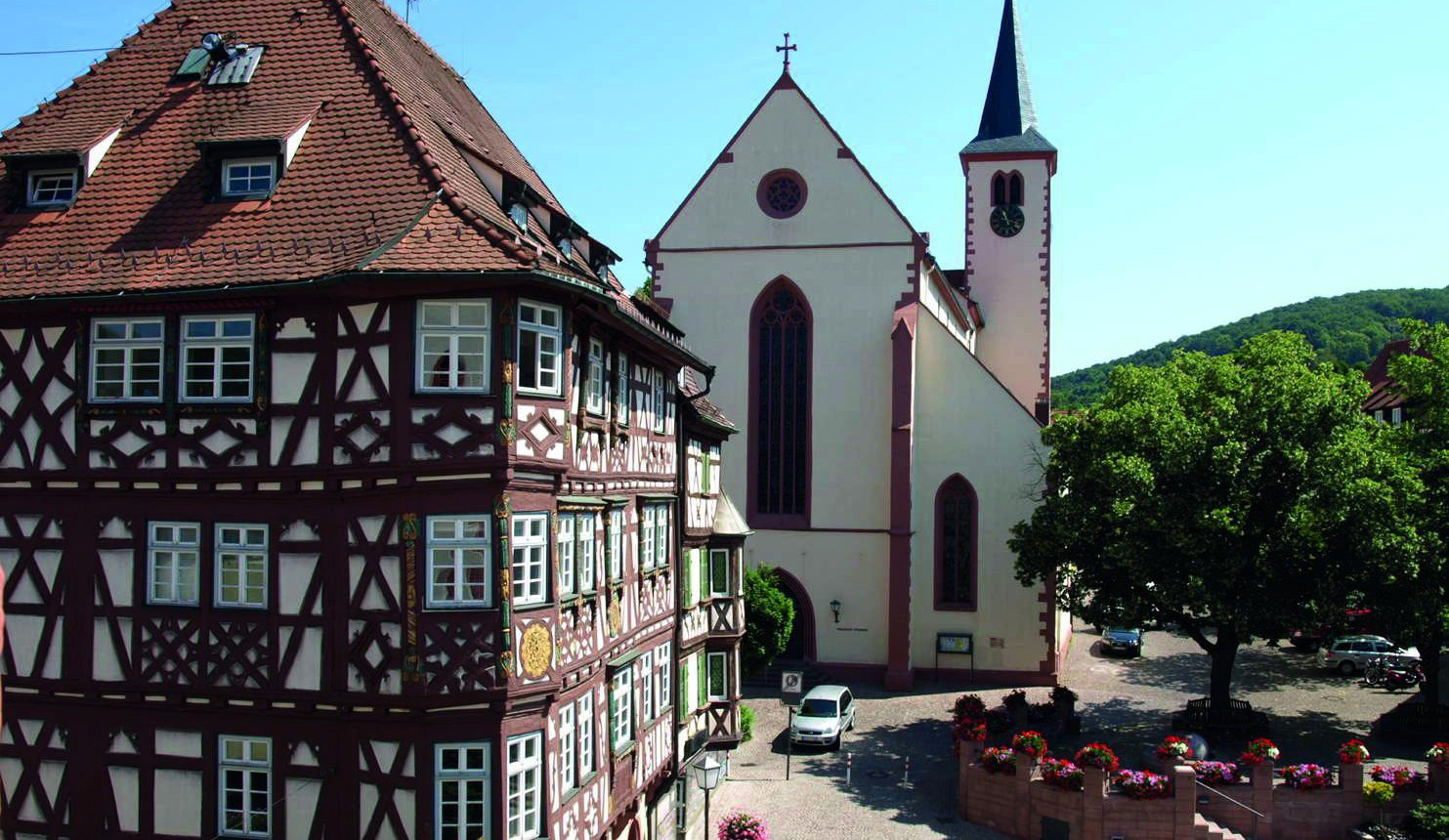 Segway-Tour in Mosbach - Rund um Mosbach (ab 2 Pers.)