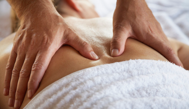 Mobile-Massage in Hamburg