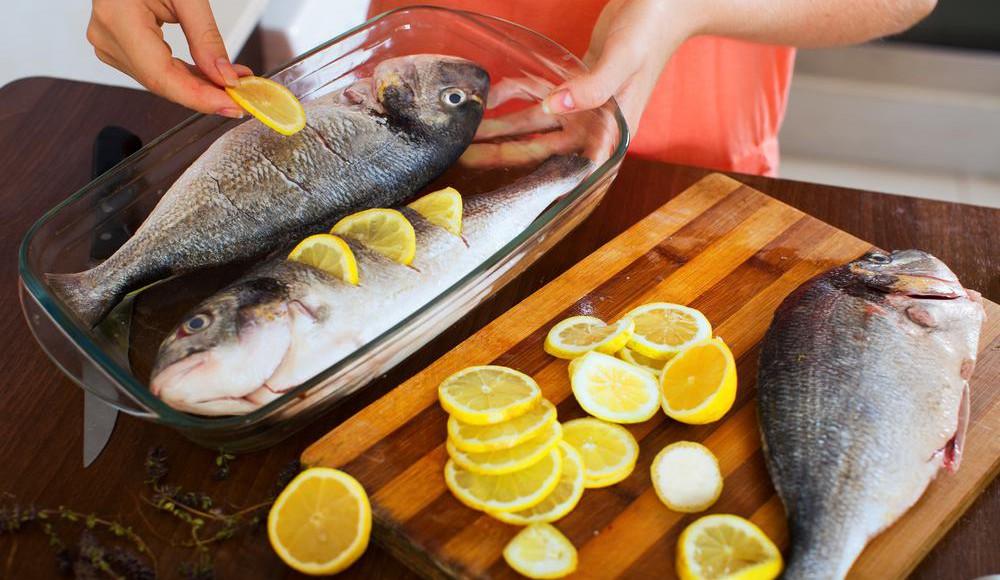 Fisch und Meeresfrüchte in Otterfing