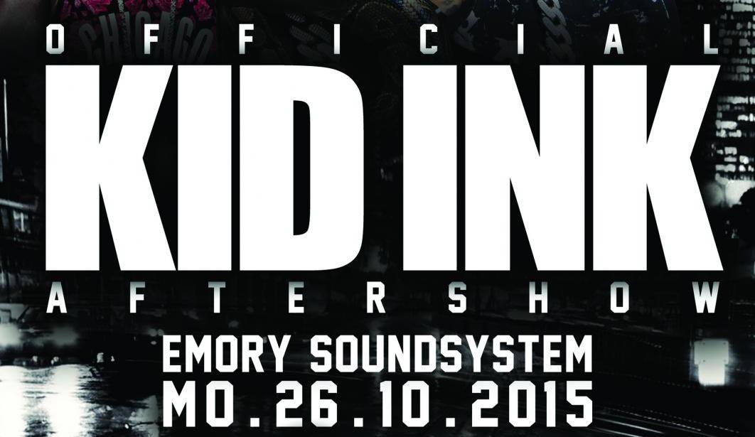 Kid Ink Konzert in Reutlingen