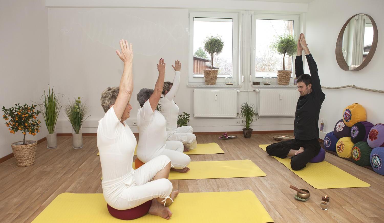 Yoga in Rostock, 10 Einheiten a 90Min.Gruppe