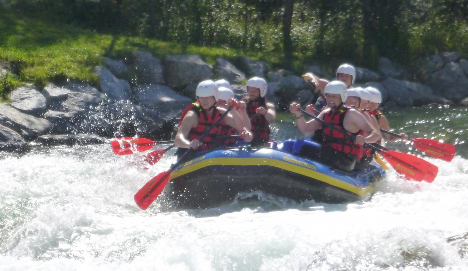 Actioncamps Canyoning Outdoor-Erlebnisse und Survivaltraining in Lenggries ✔