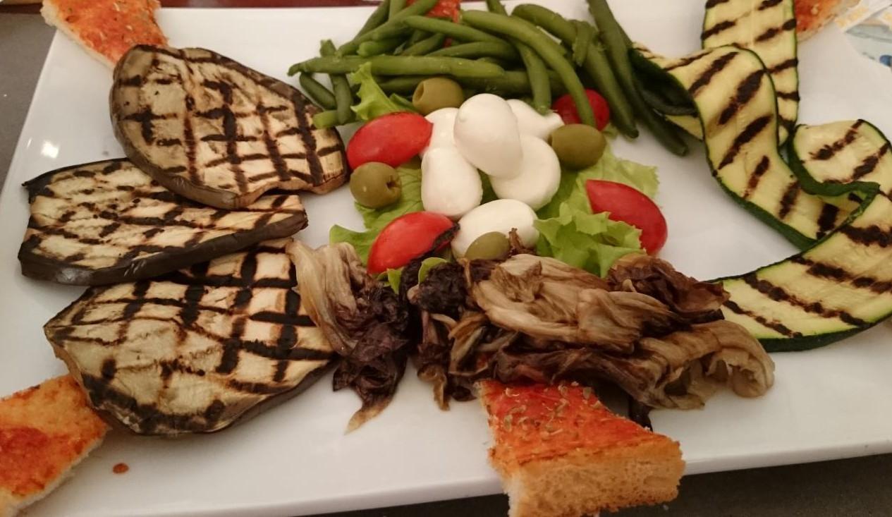 Die schnelle Küche in Italien in Eching