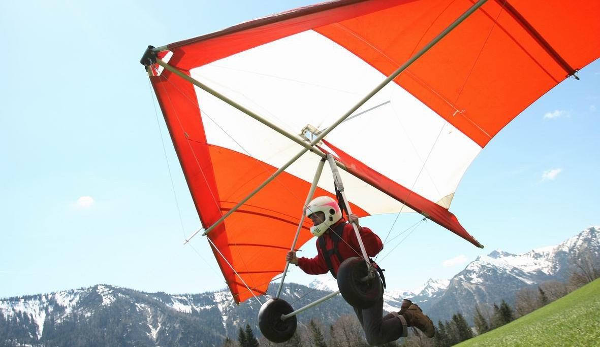 Drachenfliegen Schnupperkurs-Wochenende in Bayrischzell