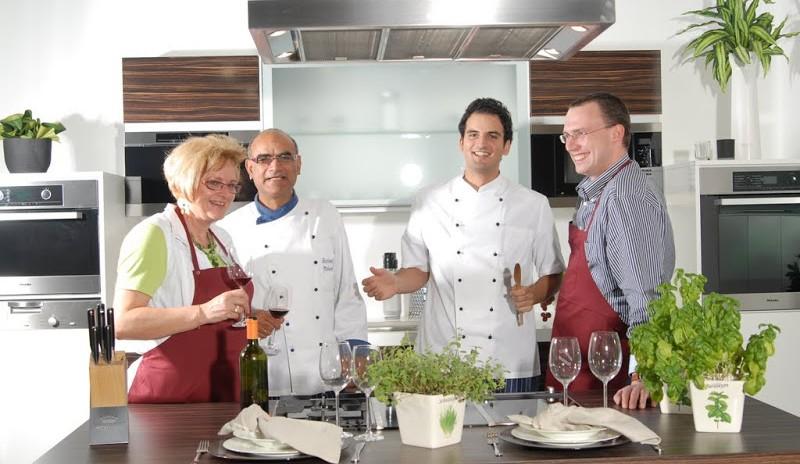 Familien-Kochkurs in Hamm - Gesunde Küche