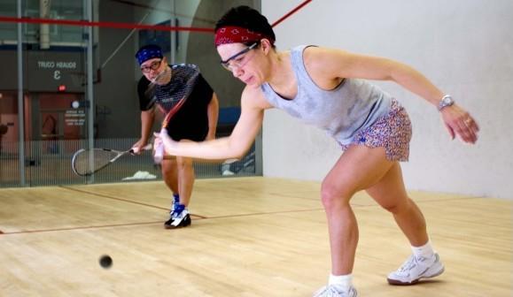 Squash spielen in Schenefeld