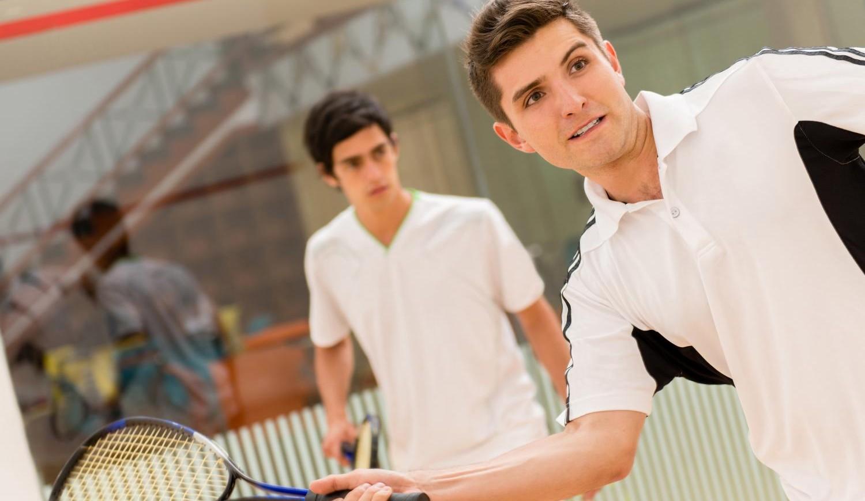 Squash in Schwetzingen