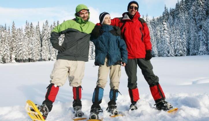Schneeschuh-Wanderung im Allgäu - 2-Tages-Tour (ab 5 Pers.)