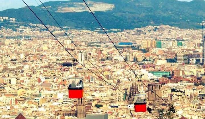 Tour zum Hausberg Montjuïc in Barcelona