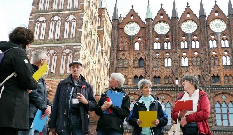 Hei lücht Die Lügentour durch Stralsunds Altstadt