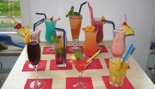 Cocktails-Schnupperkurs in Giengen
