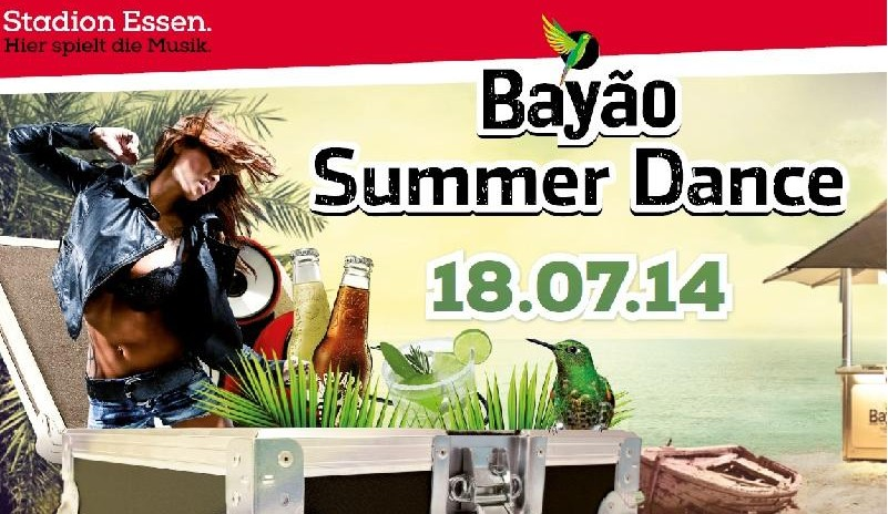 Festival Bayao Summer Dance in Essen