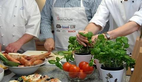 Meerestier-Kochkurs in Mannheim