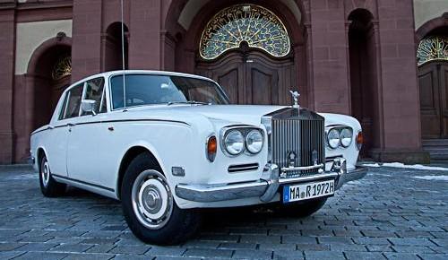 Rolls Royce-Vermietung in Mannheim