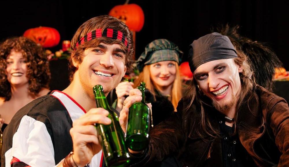Halloween im Konzil in Konstanz