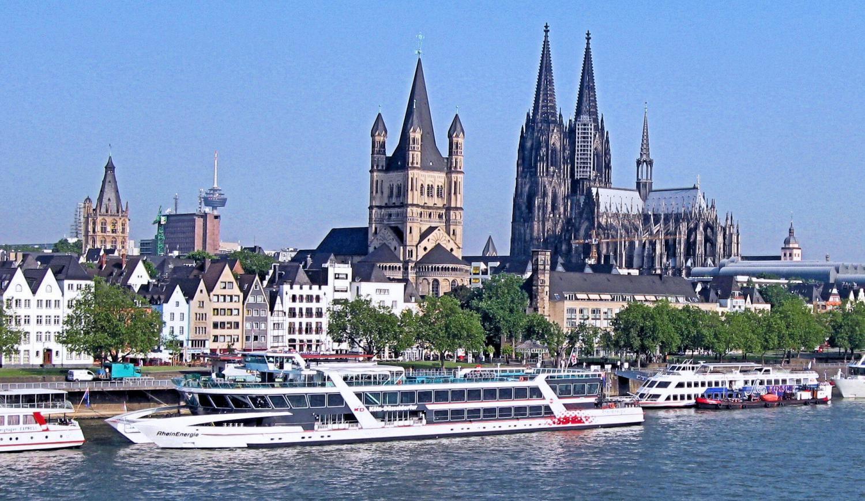 Altstadtführung und Panorama-Schiffsrundfahrt in Köln