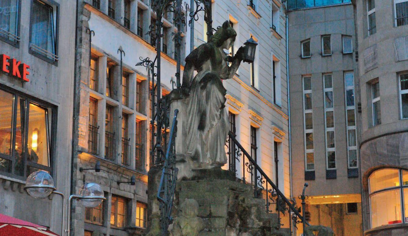 Private Führung: Sagen, Legenden und Mythen in Köln