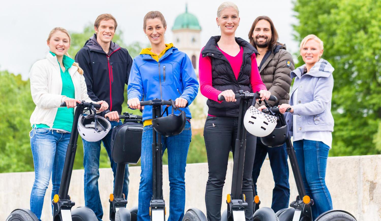 Segway-Stadtführung in Würzburg